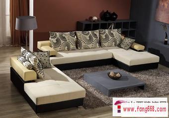 沙发实木框架选用木条制作而成