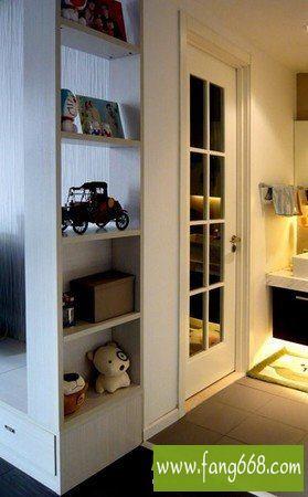 30平方米小户型楼房客厅装修图片