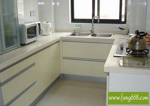 家庭厨房装修效果图大全2013图片