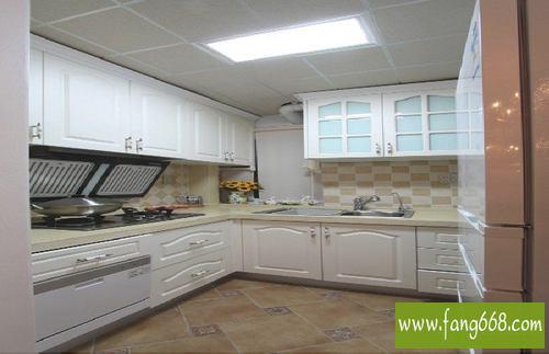 敞开式   厨房装修效果图   设计图片欣赏   ,厨房装修效果