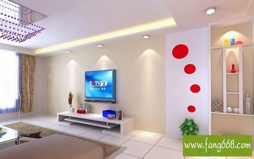 高清电视墙装修效果图大全2013图片