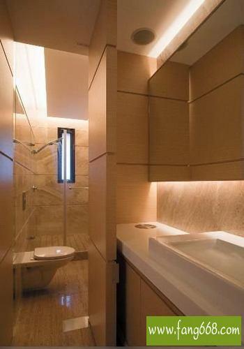 2012年最新房屋 卫生间装修图片 , 简单 实用的卫