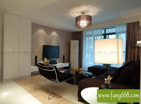 120平方房屋装修图,2013年最具人气的3房2厅现代简约