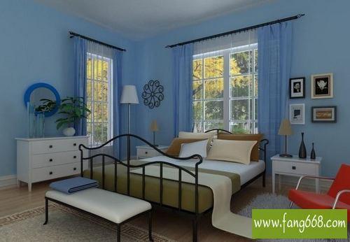 图片 ,   2013时尚潮流大气房屋卧室装修设计图片推荐,卧室装高清图片