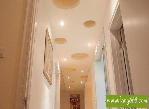 家装过道吊顶效果图,2012室内过道设计效果图
