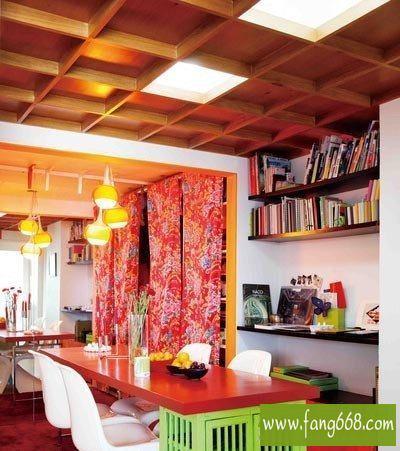 60平米小户型效果图,两房一厅的小户型房子只要3万装修设计