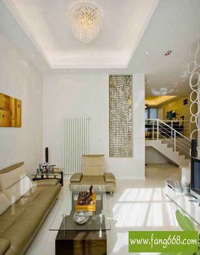 80平米小复式楼装修效果图大全2011图片