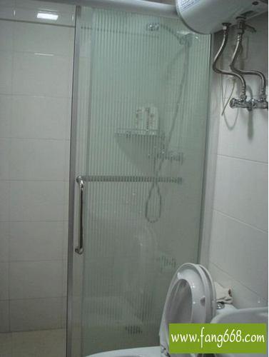 8款家庭卫生间隔断效果图片,家庭宾馆常用的卫生间玻璃隔断