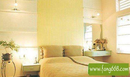 大户型敞开式卧室装修效果图