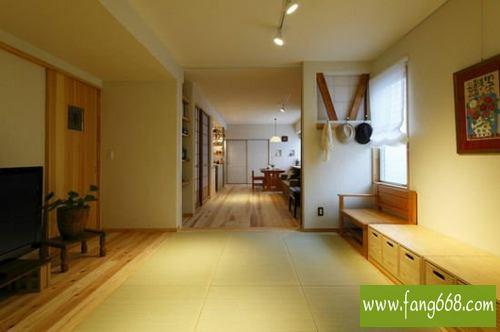 2016年日式特点室内设计风格,传统的日式家装一节课讲讲建筑设计图片